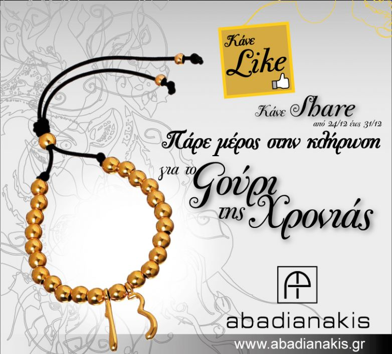 Abadianakis Facebook App - Contest